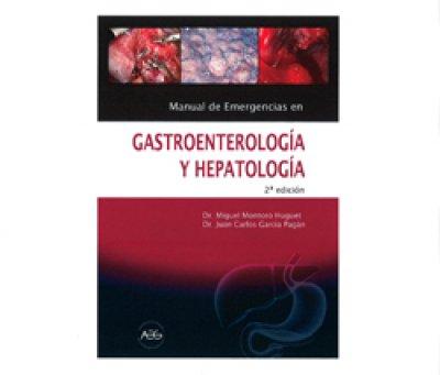 presentada la 2 edicin del manual de emergencias en gastroenterologa y hepatologa
