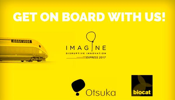otsuka y biocat proponen retos para impulsar apps mviles de salud en imagine express 2017