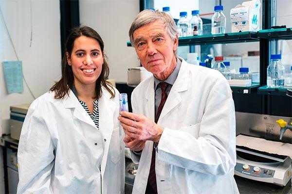 un compuesto odorfero presenta actividad antitumoral in vitro