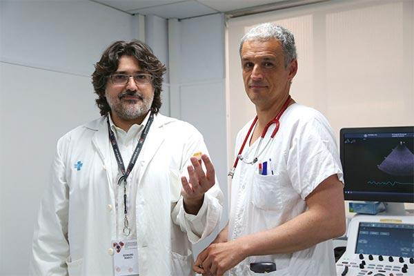 implantan una nueva vlvula pulmonar por cateterismo en el corazn de un nio de solo 16 kg