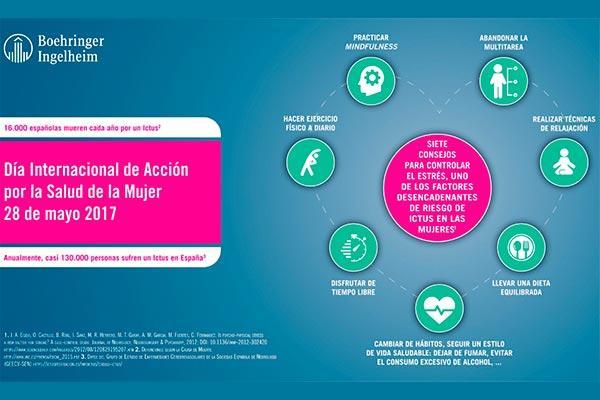 16000 espanolas mueren cada ano por un ictus mas del doble que por cancer de mama