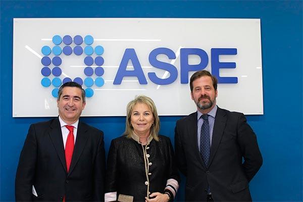 acuerdo de colaboracin entre aspe y azc global