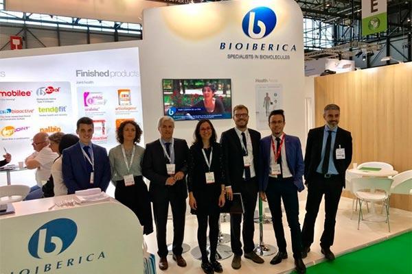 bioibrica muestra en vitafoods 2017 dos branded ingredients para la salud articular y la movilidad