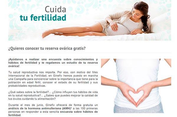 1 de cada 6 parejas presenta problemas de fertilidad y un 50 de los casos tiene origen masculino