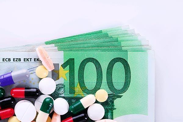 el gasto total en productos farmacuticos y sanitarios sube un 23 en marzo
