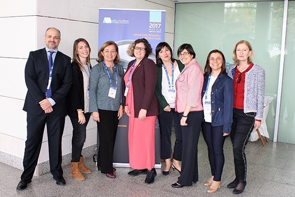 gedefo con las pharmacist sessions del 14 congreso internacional de sndromes mielodisplsicos