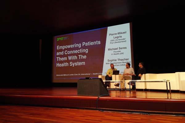 health 20 europe y healthio convierten barcelona en el centro de la innovacin sanitaria