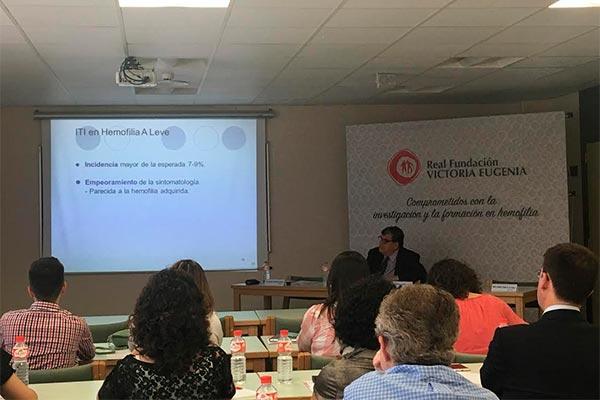 los inhibidores de la hemofilia principal reto y primordial preocupacion para profesionales y pacientes