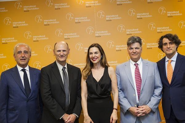entregados los 7 premio internacional fundacion ivi en medicina reproductiva