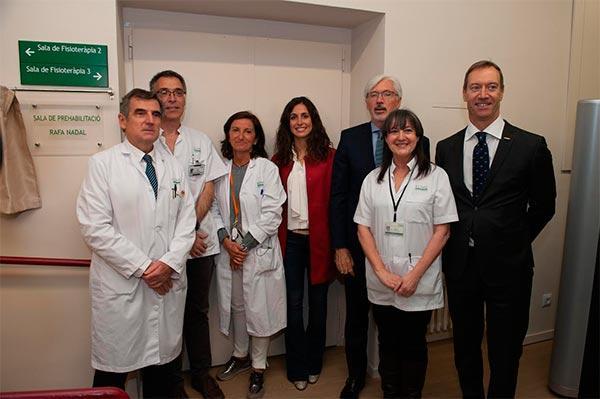 un programa rehabilitador del clnic reduce al 50 las complicaciones en pacientes quirrgicos de alto riesgo
