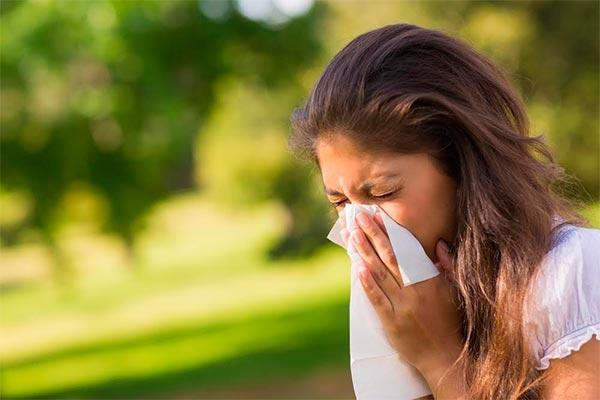 un tercio de la poblacin espaola padece alguna enfermedad alrgica
