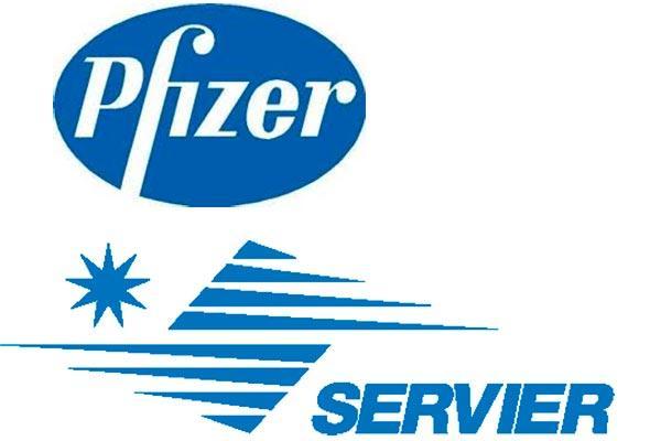 acuerdo entre servier y pfizer para la comercializacin en espaa de enzude