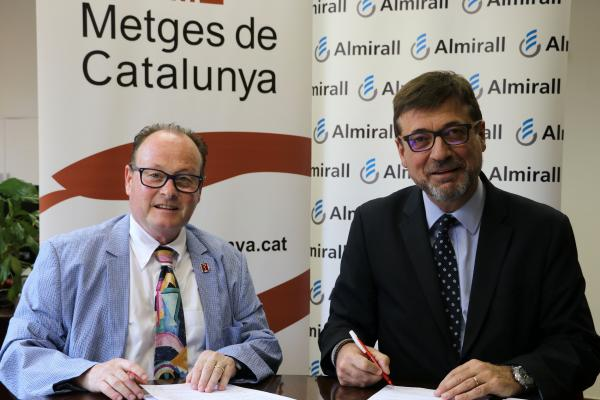 almirall y la fundacio metgesnbspapuestan por mejorar la asistencia integrada en ap pediatria y dermatologia