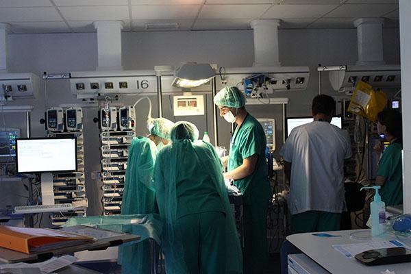 el hospital josep trueta estrena su nueva uci peditrica