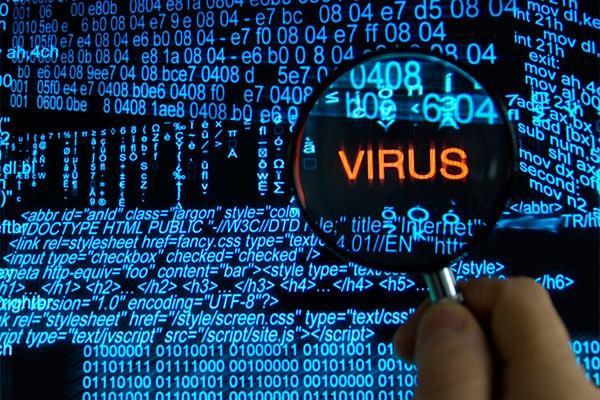 el mundo sanitario una de las victimas preferidas de los virus informaticos