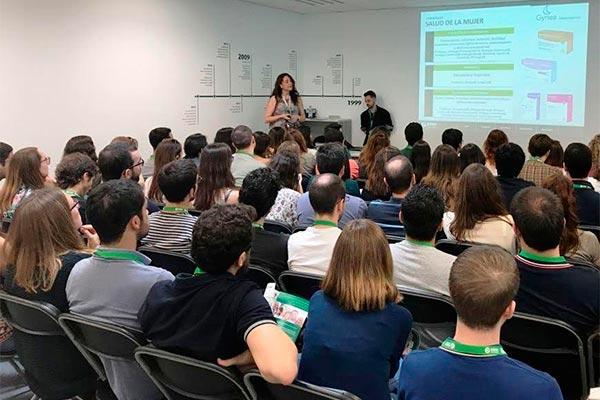 61 residentes de neurologa acuden a la 5 edicin de la akademia de semiologa kern pharma