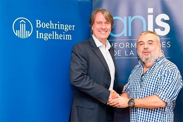 boehringer ingelheim pasa a ser socio colaborador de la asociacin anis
