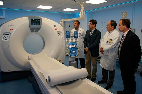 los hospitales murcianos reducen ms de un tercio los niveles de radiacin de las pruebas de imagen mdica