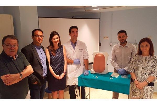 patentan un sistema que evita las cefaleas tras la anestesia epidural