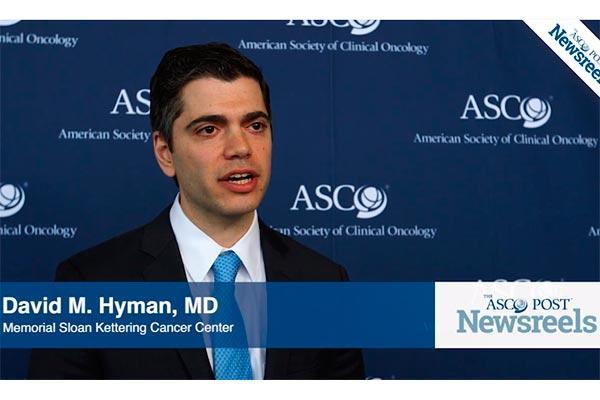 primera terapia de precisin agnstica con respecto del tipo de tumor