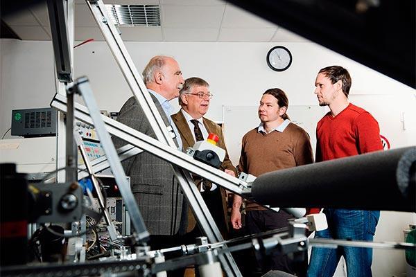 un robot altamente sensible para la ciruga abdominal mnimamente invasiva