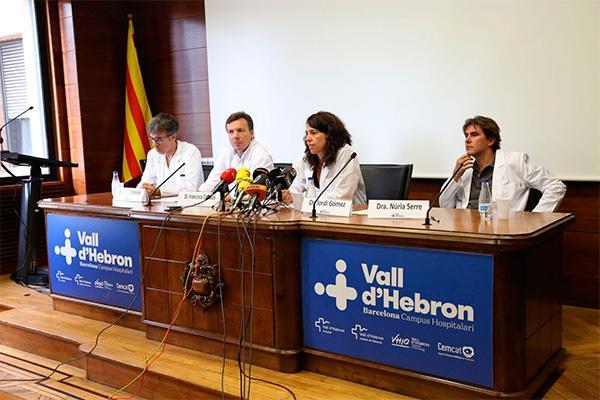 vall dhebron encabeza un proyecto europeo para facilitar a los inmigrantes el acceso a la sanidad