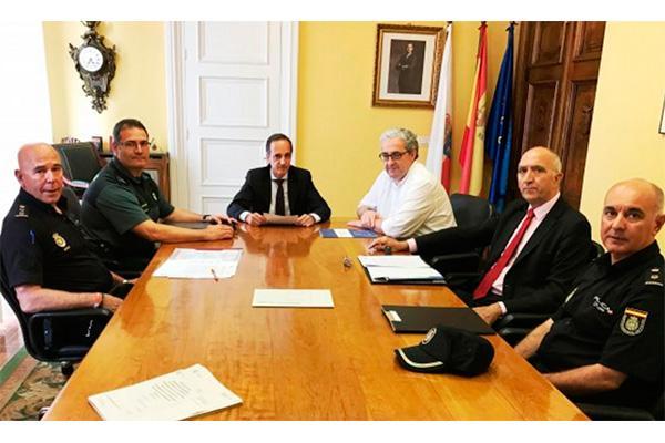 cantabria crea la figura de interlocutor policial territorial para erradicar las agresiones a sanitarios