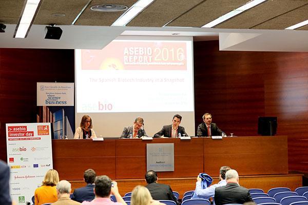 barcelona atrae a los inversores internacionales en biotecnologa