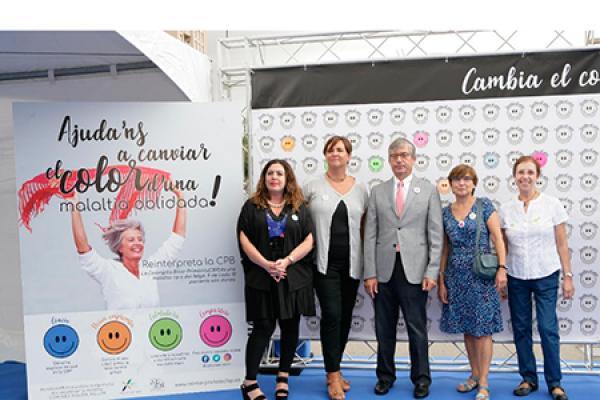 barcelona pinta de colores el da internacional de la colangitis biliar primaria