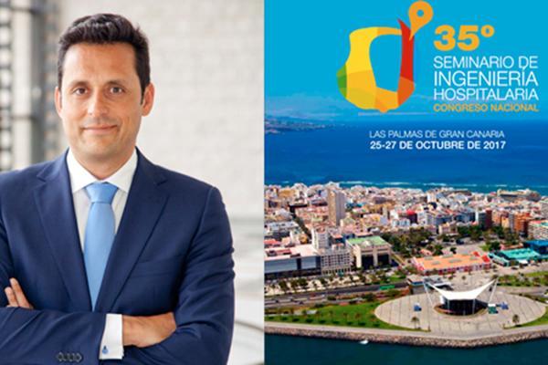 la gestion de las instalaciones sera tema estrella del 35 congreso de ingenieria hospitalaria