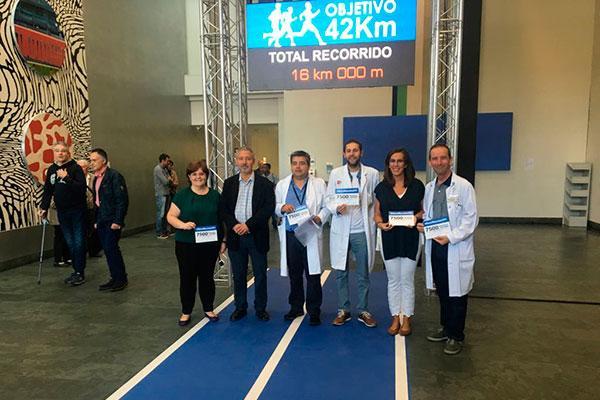 el hospital marques de valdecilla da visibilidad a la fibrosis pulmonar idiopatica con el retomaratonfpi