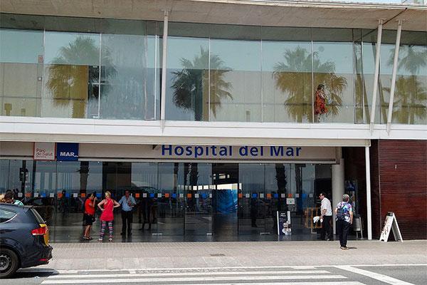 el hospital del mar primer centro publico espanol en usar una tecnologia de mamografia antiestres
