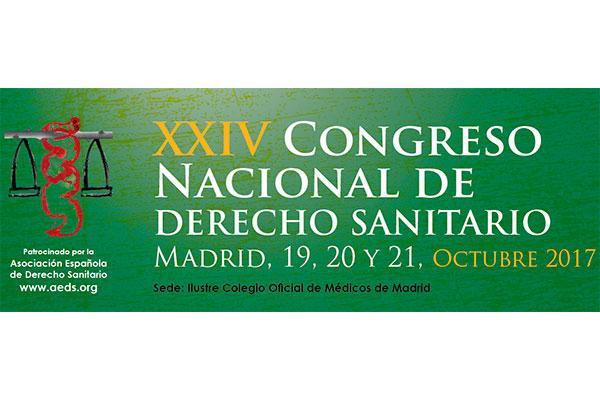 el xxiv congreso nacional de derecho sanitario debatir sobre el impacto de las nuevas tecnologas