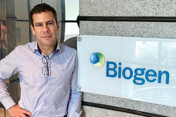 biogen cuenta con un nuevo director comercial en espaa