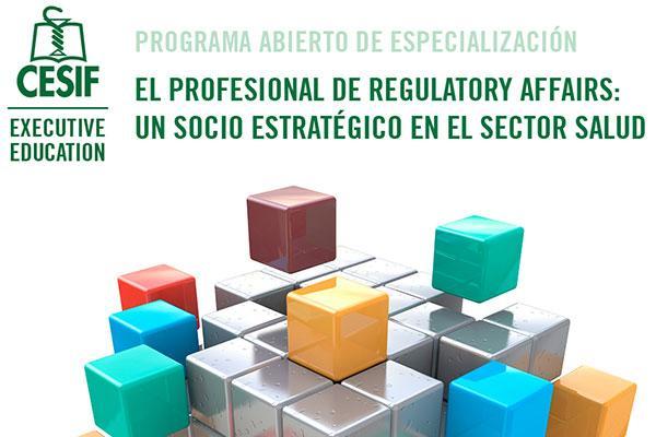 cesif convoca la ii edicin pae sobre el profesional de regulatory affairs