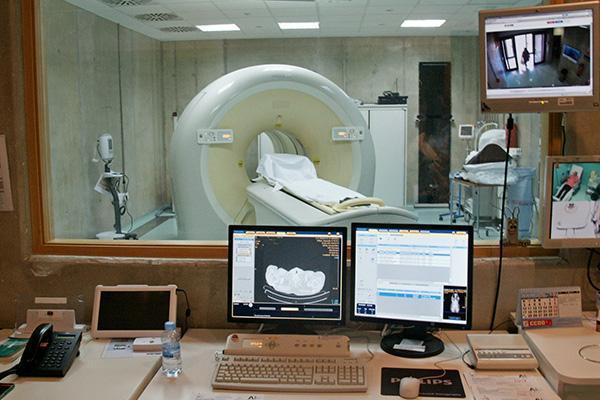 el 50 de los equipos de diagnstico por imagen de los hospitales pblicos tiene ms de 10 aos