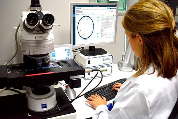 la espaola sistemas genmicos ser la primera en utilizar watson for genomics en europa