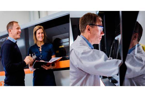 ge healthcare inaugura su primer centro europeo de impresin y diseo en 3d