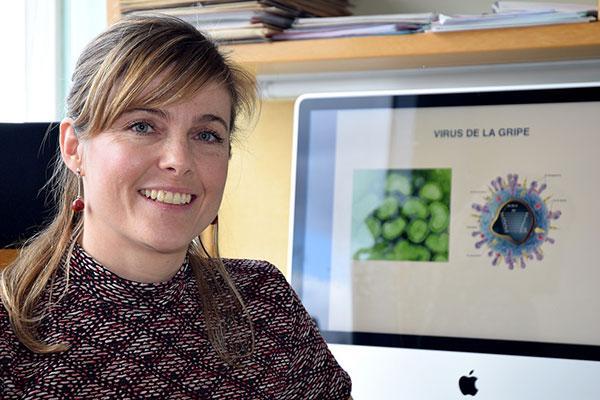 identifican un marcador viral que permitira predecir la gravedad de la gripe en pacientes infectados