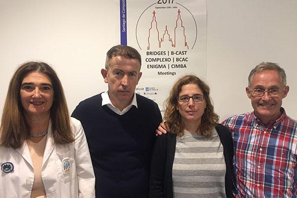 identifican 72 nuevas variantes genticas que contribuyen al riesgo de desarrollar cncer de mama