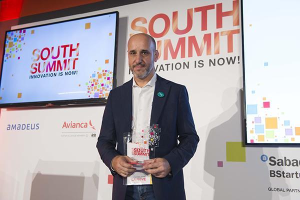 mediktor ganadora en la categoria healthcare amp biotech en southsummit17