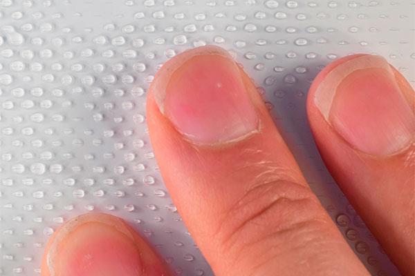 nuevo material autodesinfectante para reducir las infecciones nosocomiales