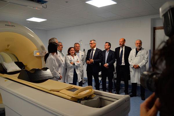 el sergas reduce los tiempos de diagnostico de cancer con el innovador pettac hibrido de philips