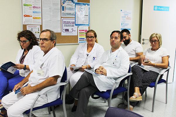 ribera salud aplica el proyecto medafar en tres centros de atencion primaria dela comunidad valenciana