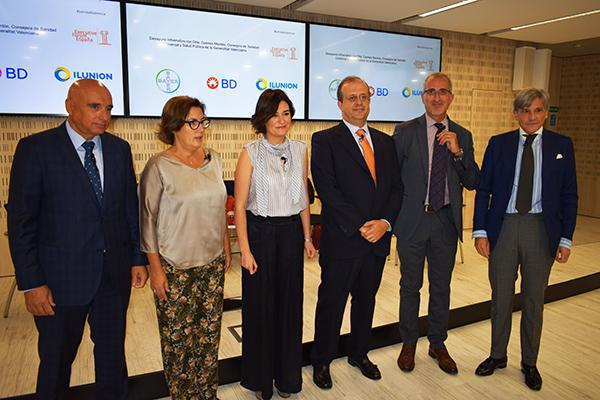 la sanidad valenciana incorporara 18000 profesionales y mantendra las plantillas de alzira