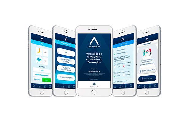 angelini patrocina la primera app para la valoracin de la fragilidad en el paciente oncolgico
