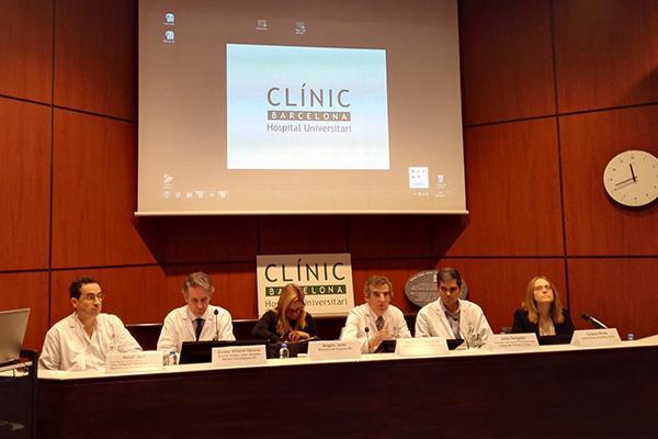 el clnic demuestra la eficacia y la seguridad de su terapia cart en pacientes con lla