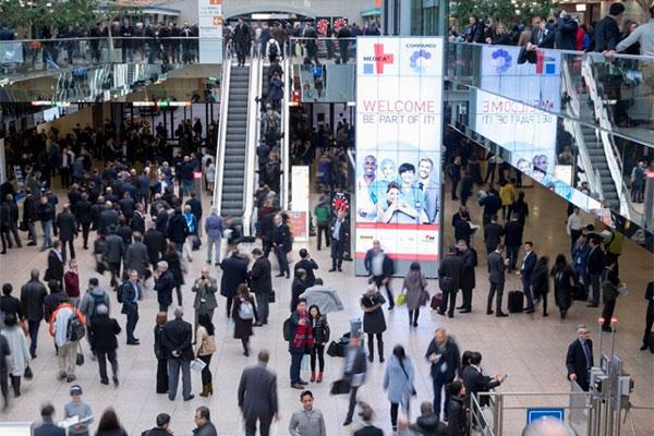 fenin y 60 empresas espaolas acuden a mdica el evento global de tecnologa sanitaria