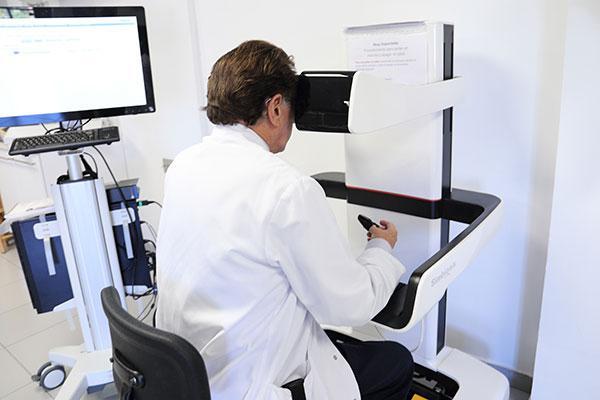la fundaci puigvert pionero al usar simuladores de realidad virtual para formacin en urologanbspnbspnbsp
