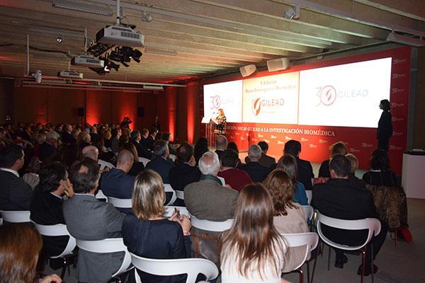 gilead espana destina 900000 euros a 18 proyectos en la v edicion de sus becas fellowship